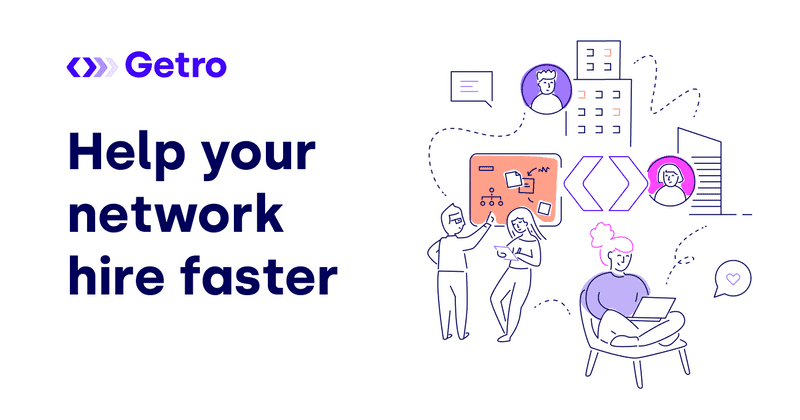 Getro: help your network hire faster